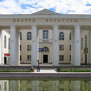 Дворцы и дома культуры Шумячей