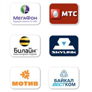 Операторы сотовой связи Шумячей
