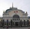 Железнодорожные вокзалы в Шумячах