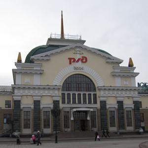 Железнодорожные вокзалы Шумячей